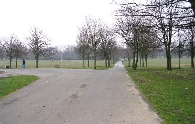 Wibsey Park Playing Fields - Reevy Avenue