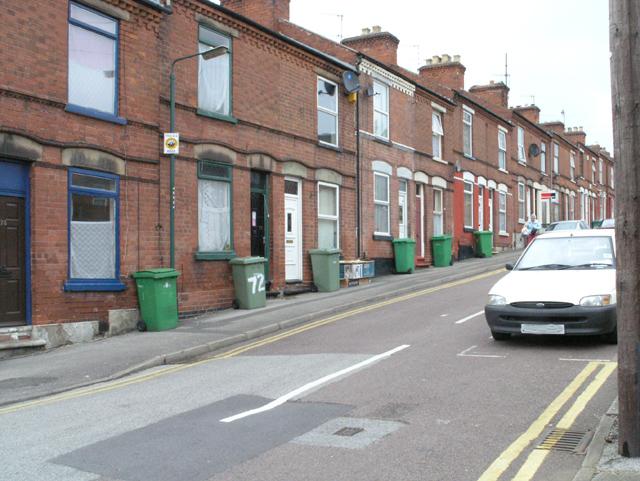 Brixton Road, Radford