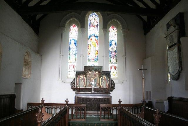 St.Michael & All Angels chancel