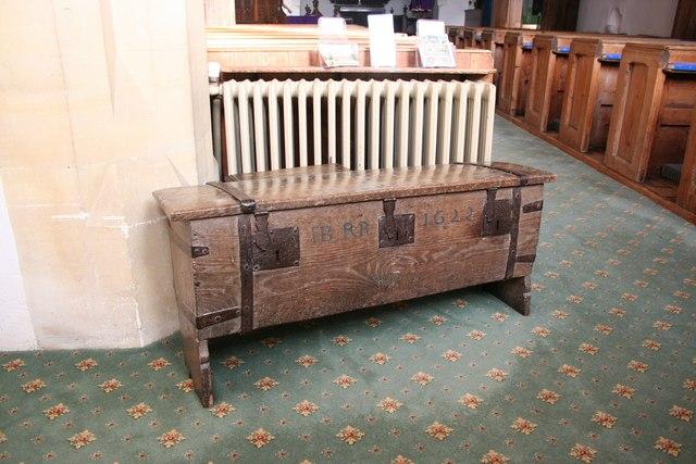 Parish chest