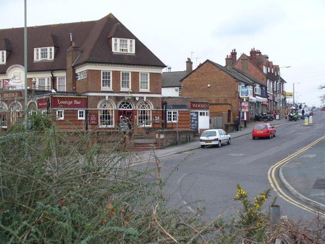 Woodbridge Hill