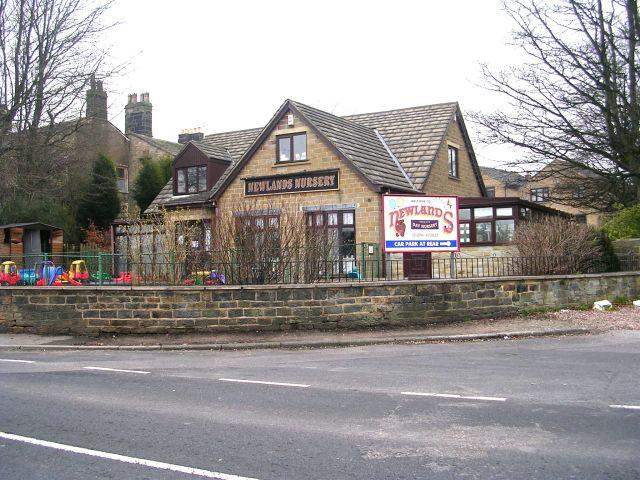 Newlands Nursery - Carr House Lane