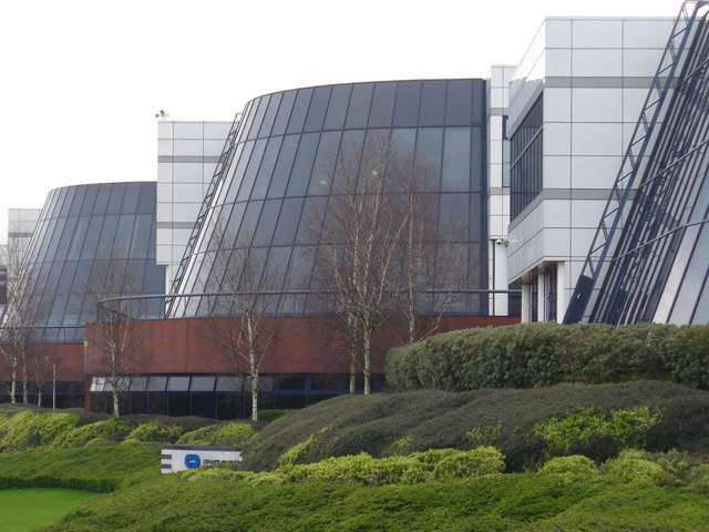 Offices in Guildford Business Park