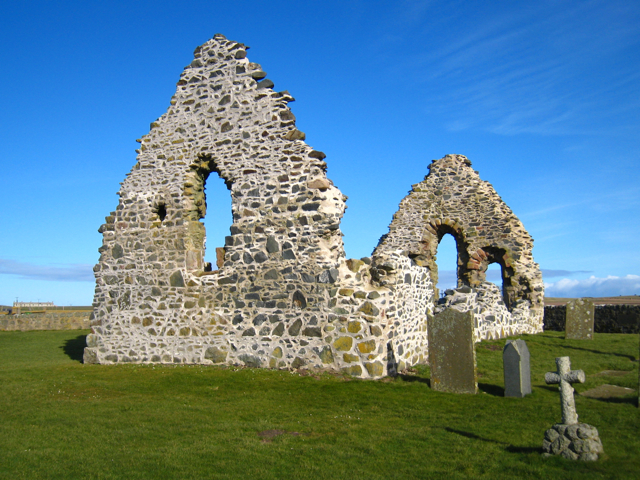 The Chapel of St Mary, Old Rattray