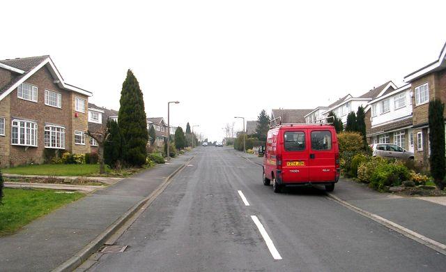 Cloverdale - Carr House Lane