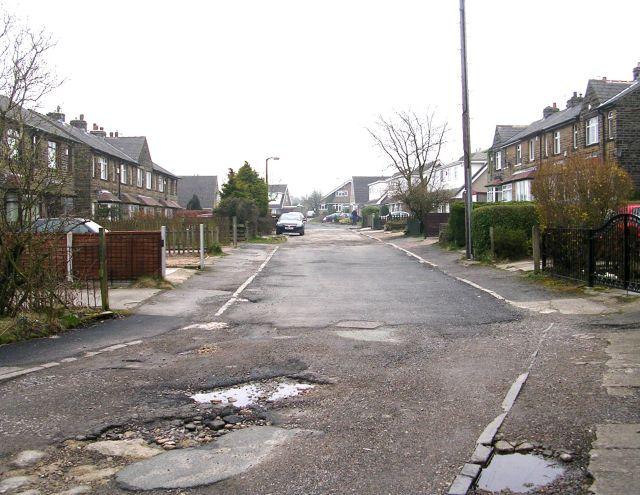 Highfield Avenue - Cooper Lane