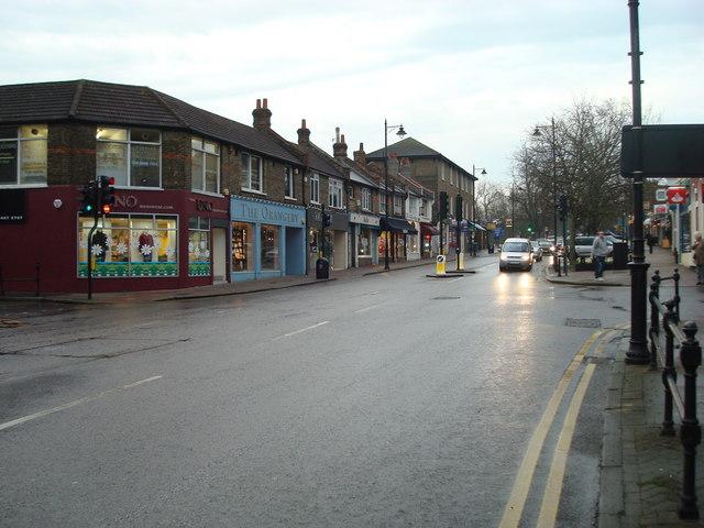 High Street, Chislehurst