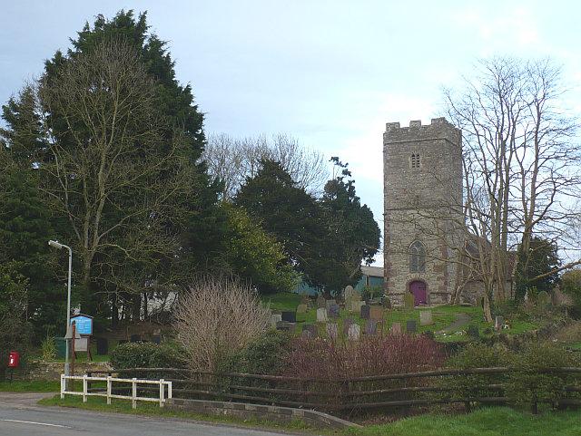 St Martin's Church, Llanmartin