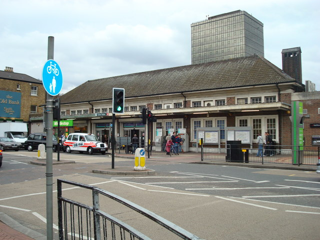Sutton Railway Station