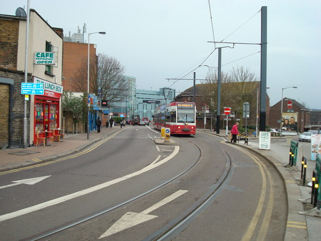 Tamworth Road, Croydon