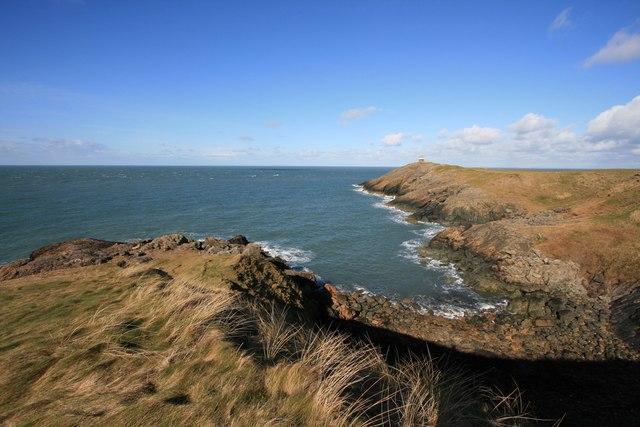 Porthdinllaen Point