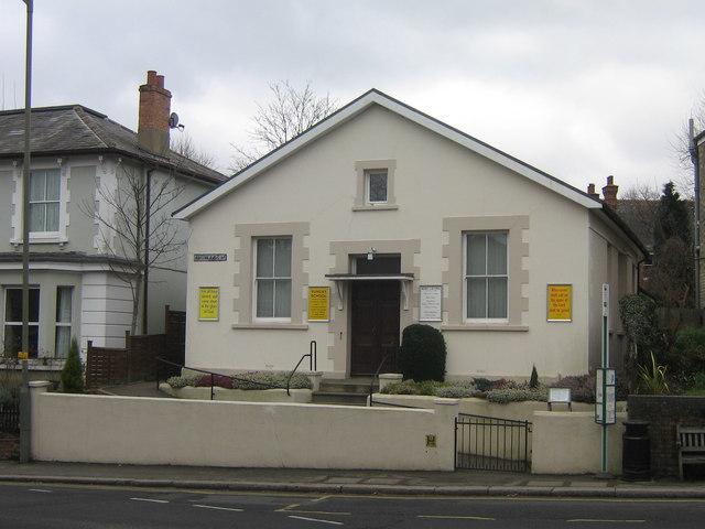 Hope Chapel, Redhill