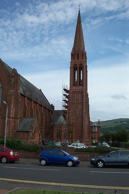 The Clark Memorial Church, Largs