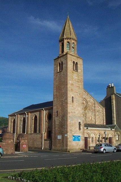 St. Johns Church, Largs