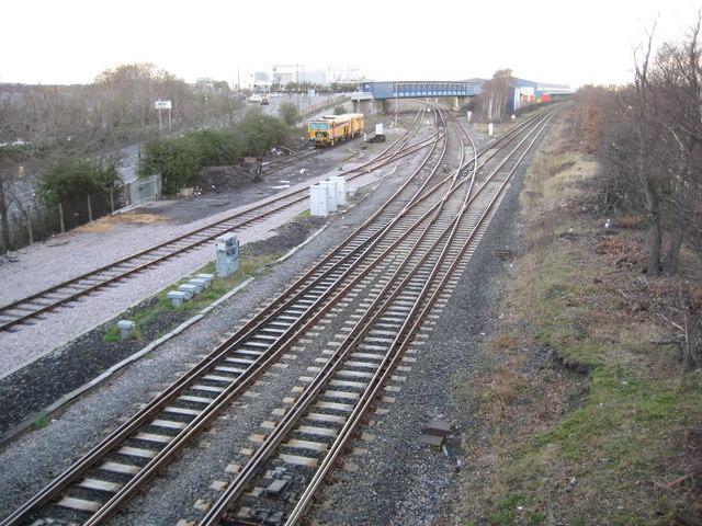 Neasden South Junction