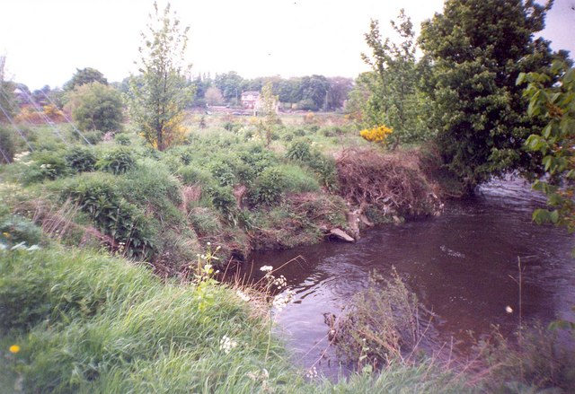Site of ford near to the Ship Inn, Hopton
