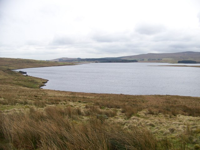 Loch Thom - looking east