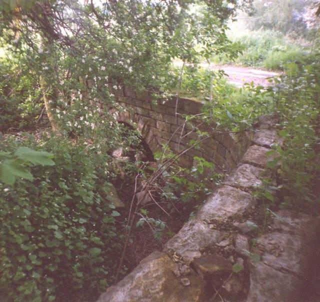 Underpass, Hopton
