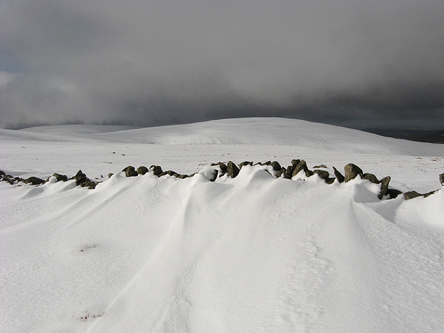 March snow in the Moffat Hills