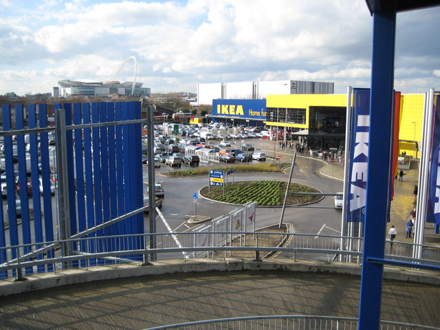 Ikea Uk Wembley Restaurant