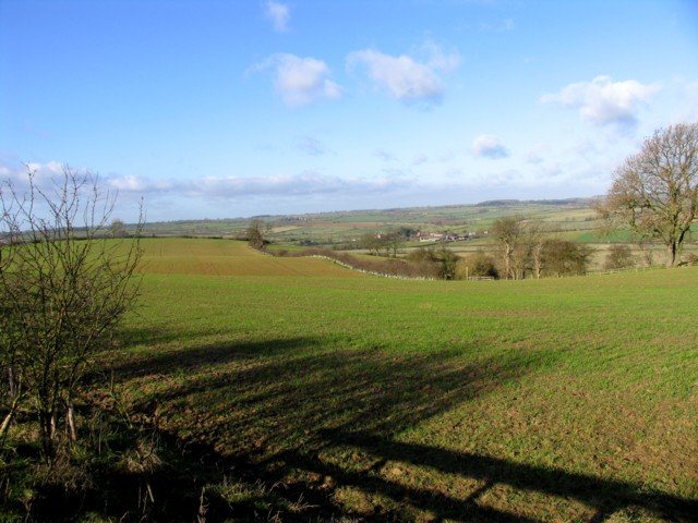 Towards Stonton Wyville