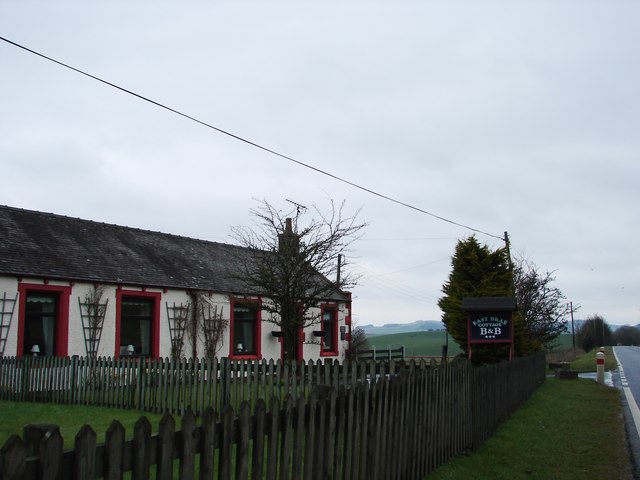 East Brae Cottage Bed and Breakfast