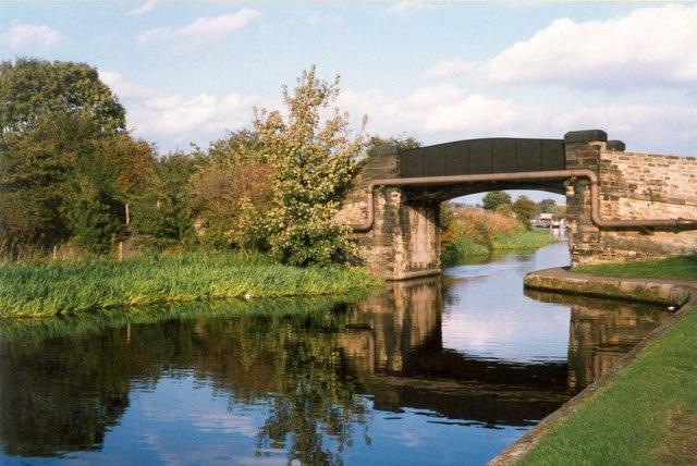 Wheatley's Bridge, Mirfield