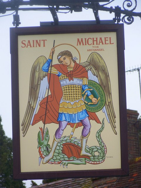 Sign for the Angel, Hindon