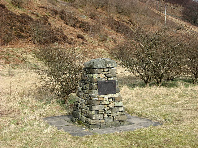 Cappercleuch War Memorial