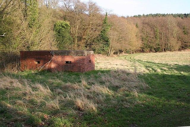 Waverleymill pillbox