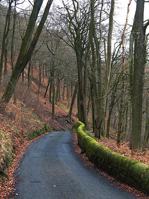 Sigget Lane, Todmorden