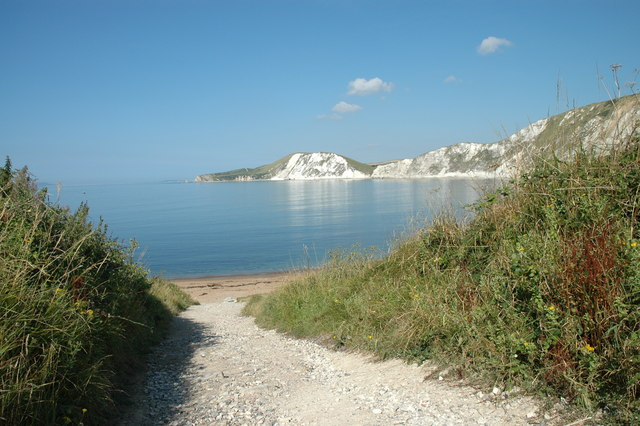 Path to Worbarrow Bay