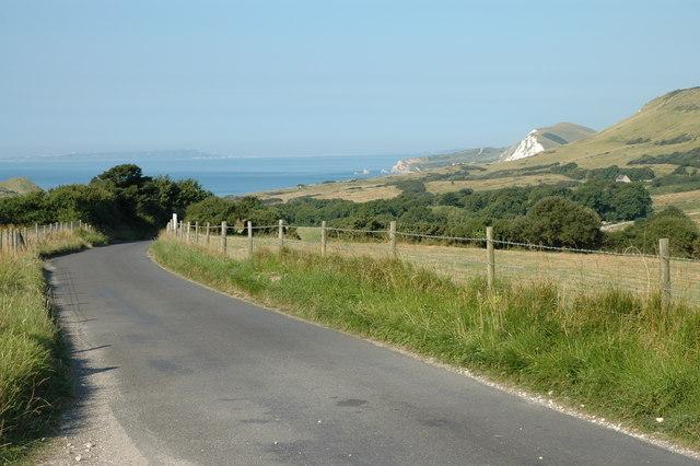 Lane to Tyneham