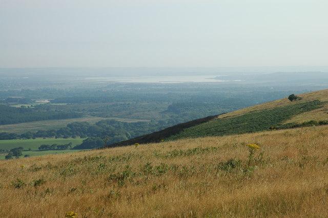The slopes of Povington Hill