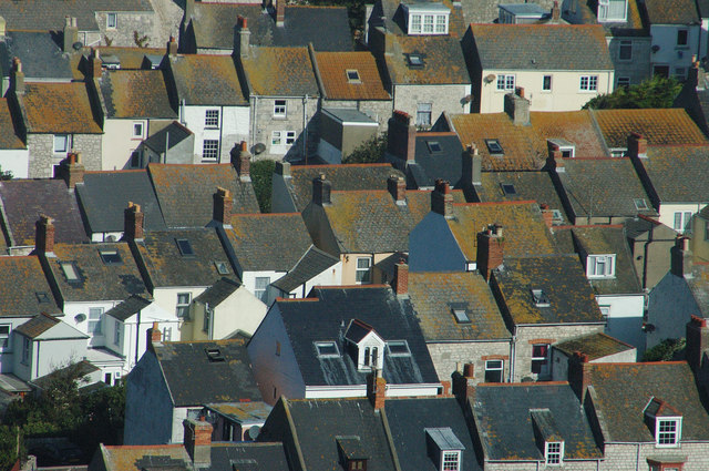 Rooftops of Fortuneswell