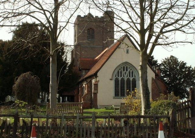 All Saints; the parish church of Theydon Garnon