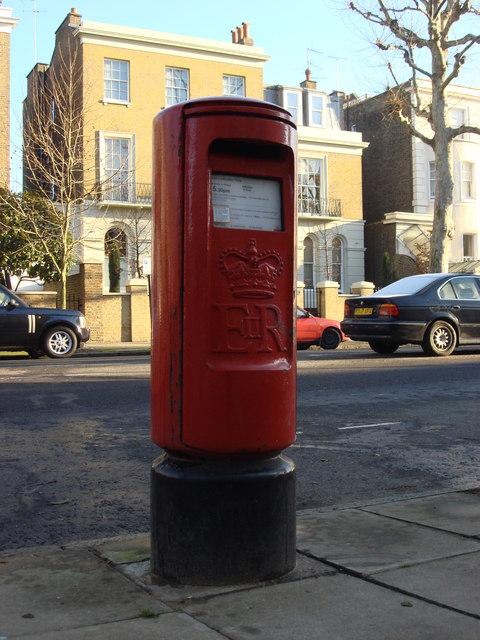 Type K Pillar box with door