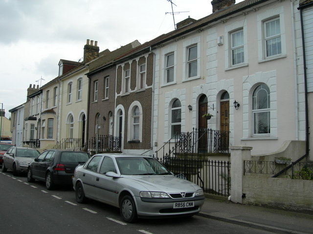 Paget Street, Gillingham