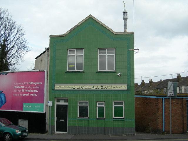 Jamia Mosque, Gillingham
