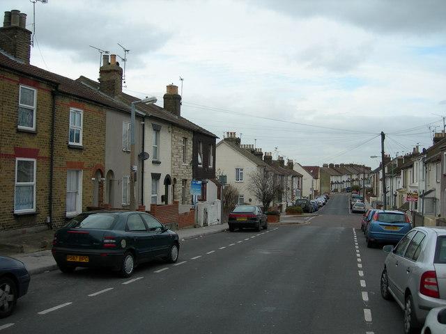 Gardiner Street, Gillingham