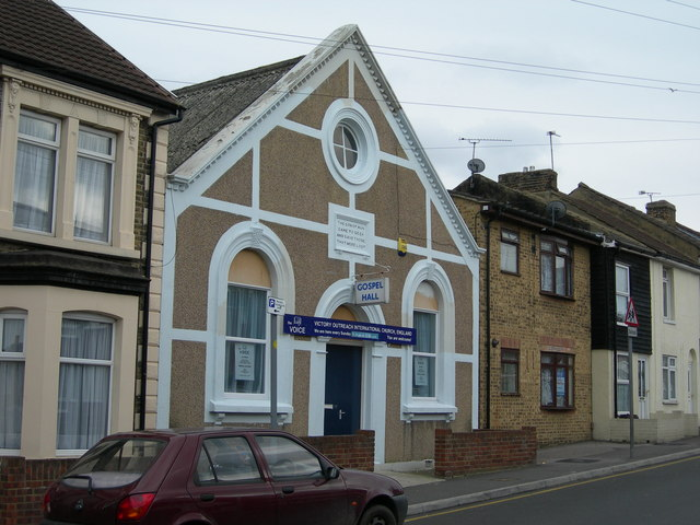 Victory Outreach International Church, England