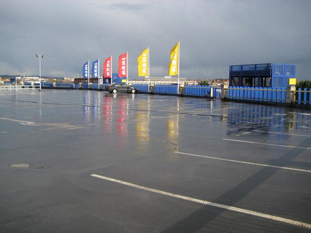 Wembley: IKEA home furnishings store
