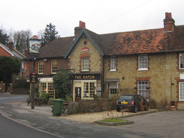 The Hatch, Redhill