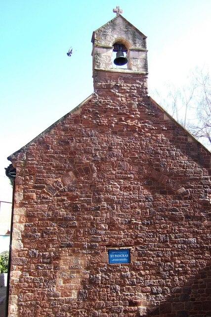 St. Pancras church, Exeter