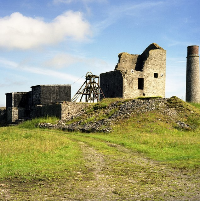 Magpie Mine Pit Head (Disused)