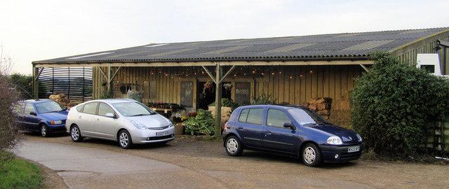 Dymocks Farm Shop, Chyngton, Seaford