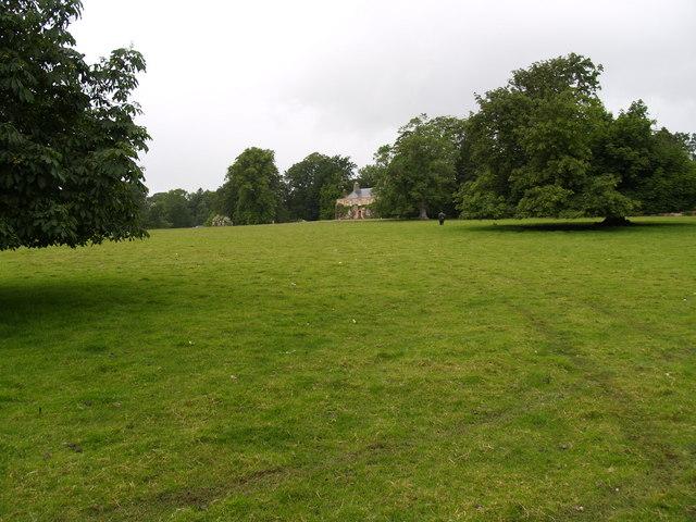 Parkland at Newbrough Lodge