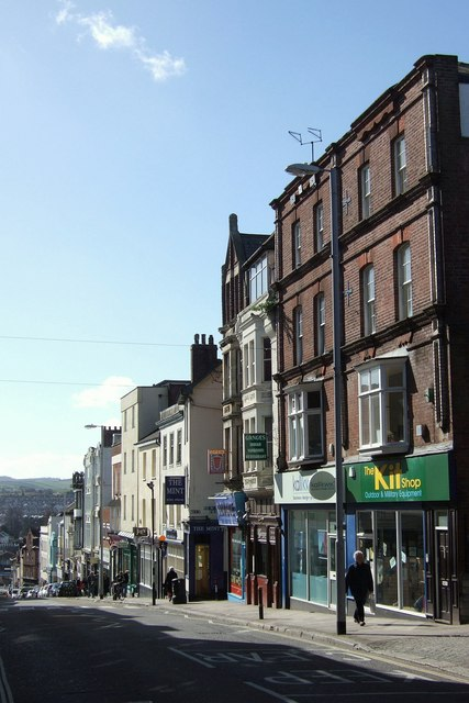 Fore Street, Exeter
