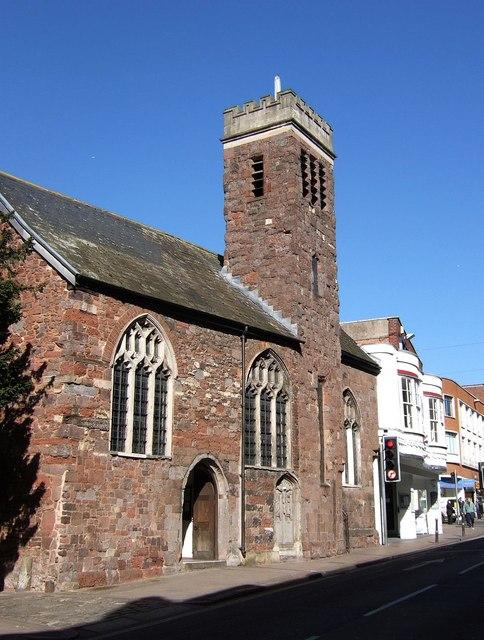 St Olave's Church, Exeter