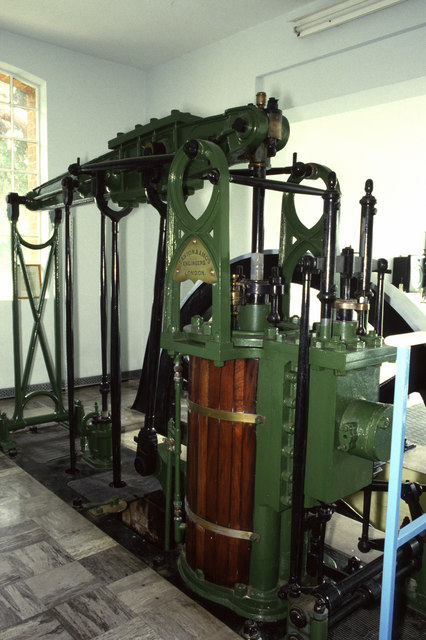 Steam engine, Lound Waterworks